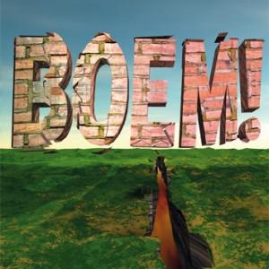 BOEM! cover scherm