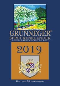 groningse spreuken scheurkalender Grunneger Spreukenkalender 2019 | Groninger boeken groningse spreuken scheurkalender